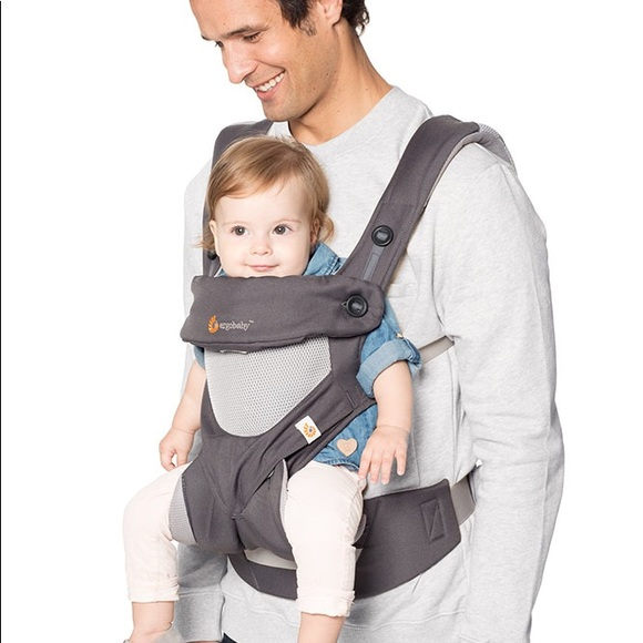 7efd3edf6d5 ergobaby Other - Ergobaby Four Position 360 Cool Air Baby Carrier